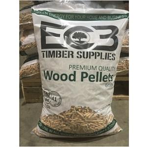 premium quality wood pellets
